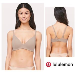 Lululemon Take Shape Nude Bra | Various Sizes